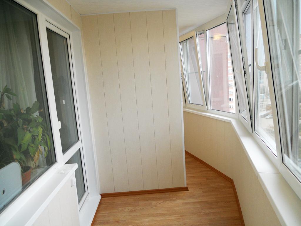 Сколько стоит застеклить балкон 6 метров.